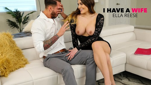 Ella Reese - Ella Reese Fucks Married Man While His Wife Is Away [SD/360p]