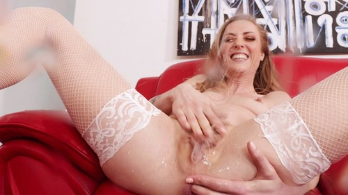 Karla Kush - Is An Extra Wet Squirting Anal Whore