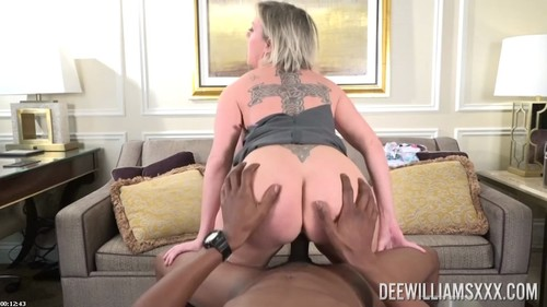 Dee Williams - Gigantic Interracial Cock Encounter