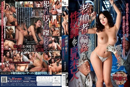Nagai Maria - Gvh026 This Big Tits Widow Got Gangbang Fucked By These Old Workers [HD/720p]