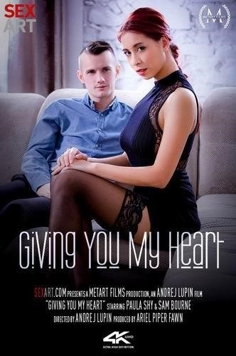 Paula Shy - Giving You My Heart (SD)