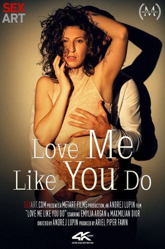 Emylia Argan & Maxmilian Dior - Love Me Like You Do (18 Mar, 2020)