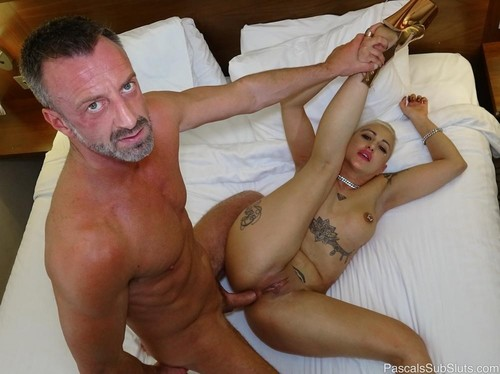 Lolly Glams - French Milf Craves Anal Annihilation