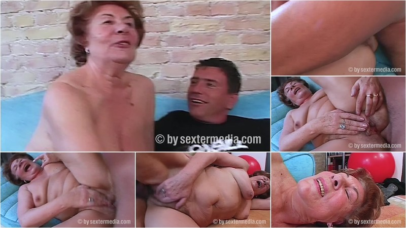 Old Granny Vera wants to swallow sperm - Part 2 - Watch XXX Online [FullHD 1080P]