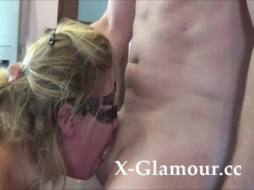 "Amateurs in ""Masked Milf Deepthroats My Cock Until I Cum On Her Face"" [SD]"