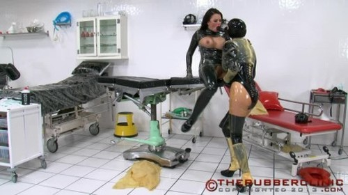 Fetish, Latex, Rubber Video, Leather Sex Video 6463