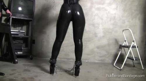 Fetish, Latex, Rubber Video, Leather Sex Video 6469