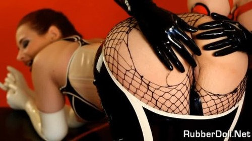 Fetish, Latex, Rubber Video, Leather Sex Video 6467