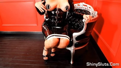 Fetish, Latex, Rubber Video, Leather Sex Video 6460