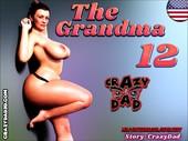 Crazydad3d - The Grandma 12 - Full comic