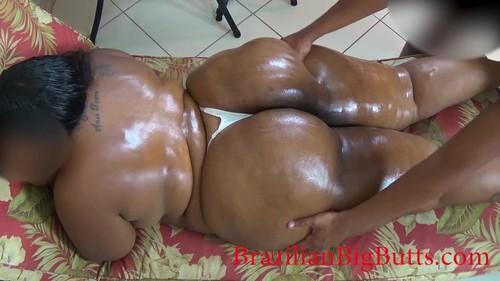 Brazilian Big Butts – Butt Massage