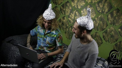 AlternaDudes - Two Crazy Hippies Fuck Their Brains Out