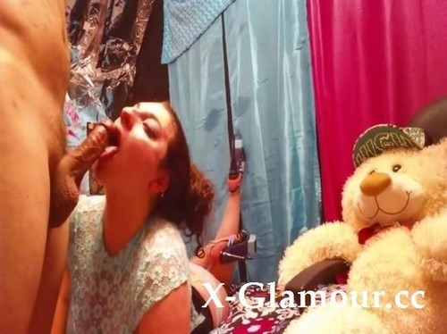 Hardcore Sucking And Fucking End With A Sexy Facial Cumshot [SD]