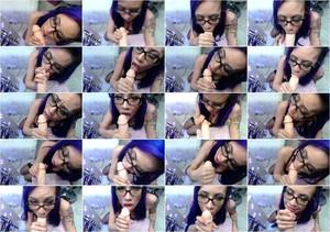 Felicia Vox-Archiving 2118 nerdy girl facial [HD 720p] ManyVids.com [2020/561 MB]