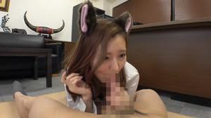 ZMEN-055 My Female Boss Got Cat Ears sc2