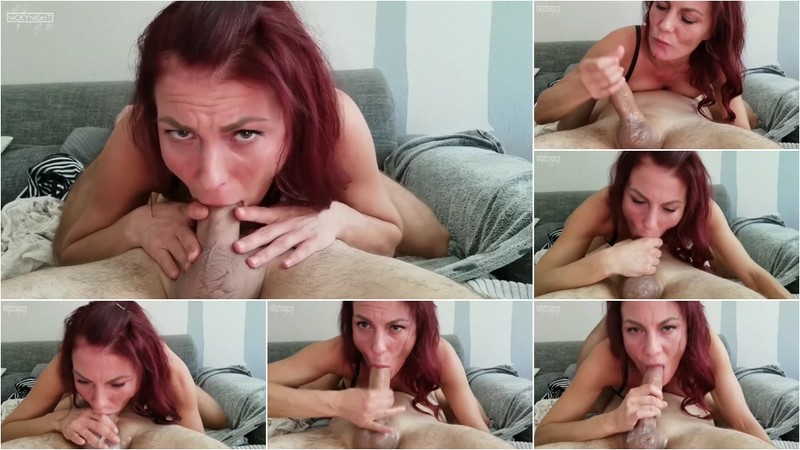 NickyNight - Spermahungriger Deepthroat [FullHD 1080P]