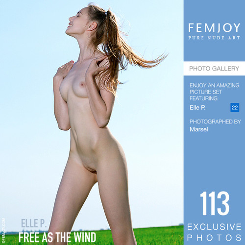 Elle P in Free As The Wind (08-05-2020)