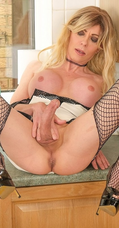 Joanna Jet – Me and You 419 – Fishnet and MILF (7 August 2020)