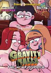 Vercomicsporno - Gravity Falls: The Next Summer engesp
