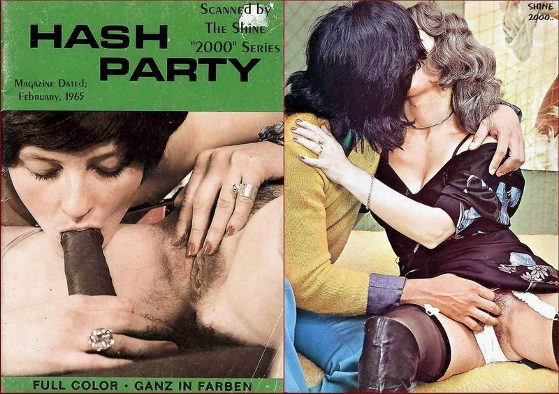 Hash Party 2 (1965) JPG