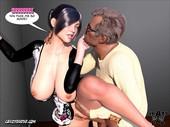CrazyDad3D - My Dear Older Sister 6 - Full comic