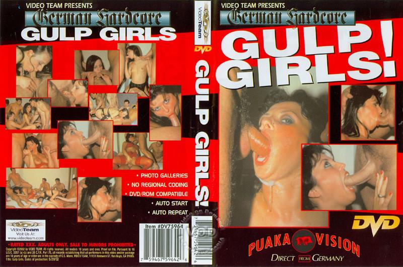 German Hardcore - Gulp Girls (1997)