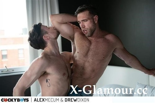 Alex Mecum And Drew Dixon [FullHD]