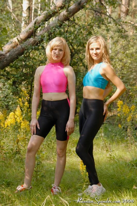 pretty lesbian girls sportswear fetish gallery