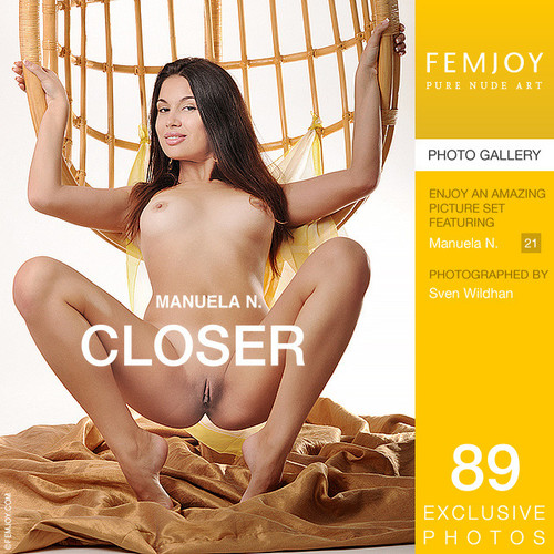 Manuela N - Closer (x89)