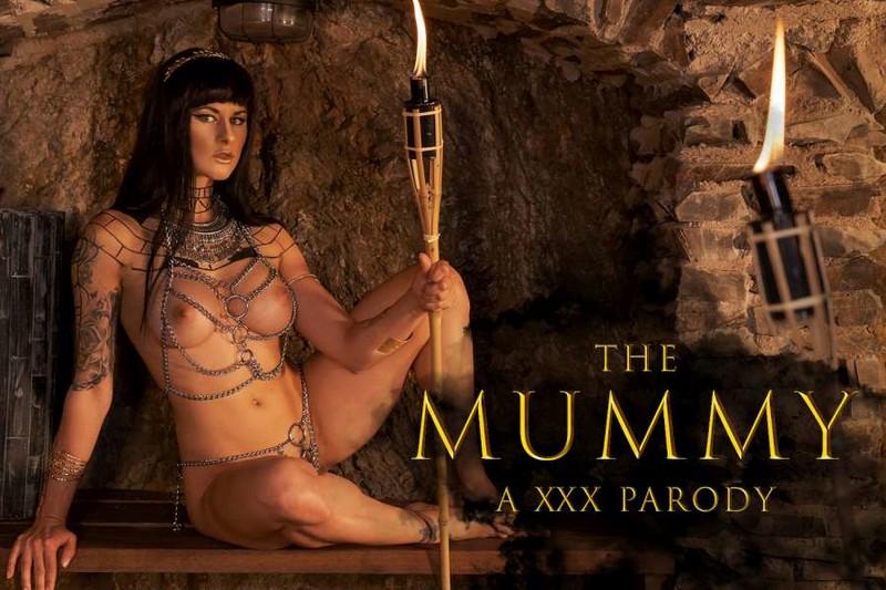 The Mummy A Xxx Parody Billie Star Oculus 5k