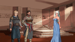 Queen of Thrones - Version 0.5 Intro