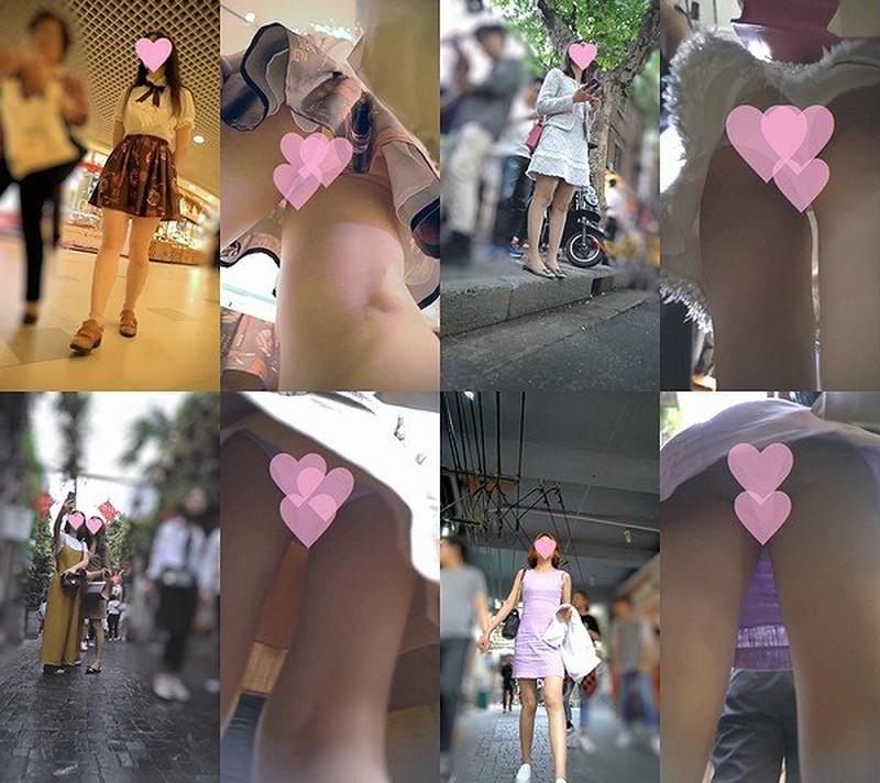 【フルHD動画】Asian Street Collection (1)