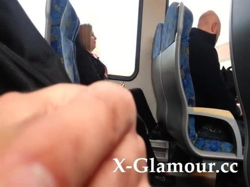 Im Playing With My Camera In The Train [SD]