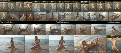 [Hegre-Art] Francy - Sea Goddess