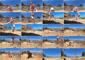 [BONDAGE LIFE] UNKNOWN - Workin In The Dirt: Online - Flashbit