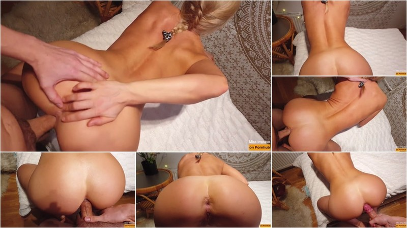 Miss Impulse - Fit Amateur Gets her Perfect Ass Fucked & Gaped - [FullHD 1080P]