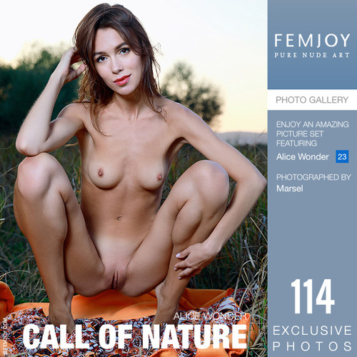Alice Wonder in Call Of Nature (2020-09-27)