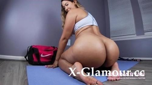 SelenaRyan - Thick Latina Booty Workout Ass Worship Joi - Selenaryan [FullHD/1080p]