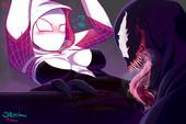 Smutbase - Gwen Stacy sex art