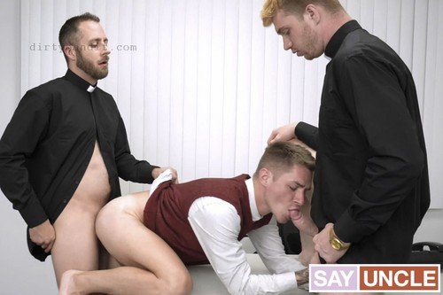 YesFather - Snitches Get Stitches: Joel Someone, Zak Bishop, Dacotah Red Bareback (Oct 2)