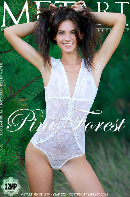Aleksandrina - Pine Forest (2020-10-04)