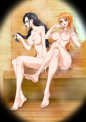 Raida - One Piece Porn Collection