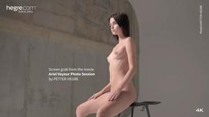 [Hegre-Art] Ariel - Voyeur Photo Session - idols