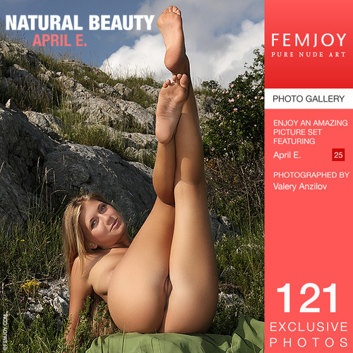 April E - Natural beauty (x121)