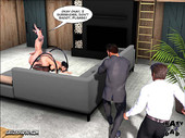 Crazydad3d - No way out! 10 - Full comic