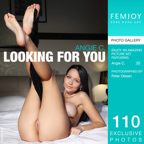 Aangie C - Looking for you (x110)
