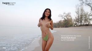 [Hegre-Art] Hiromi - Nude Beach