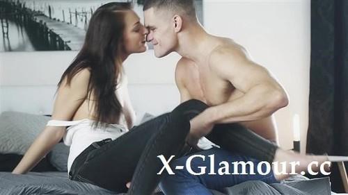 Katy Rose, Maxmilian Dior - Busty Chick Enjoys Passionate Sex (SD)