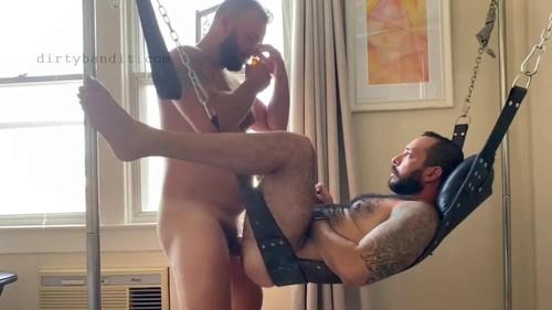 RawFuckClub - Big Bear Todd Gunn Breeding My Sloppy Hole Bareback (Oct 12)