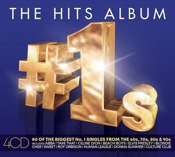 The Hits Album The #1s (4CD) (2020) Full Albüm İndir
